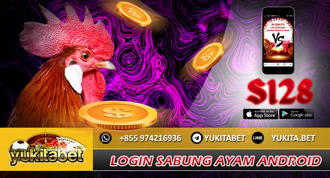 login-sabung-ayam-android